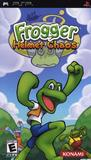 Frogger: Helmet Chaos (PlayStation Portable)